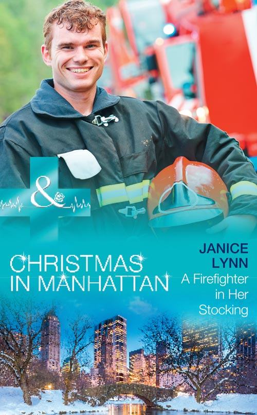 A Firefighter In Her Stocking