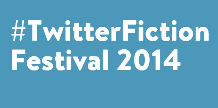 The #TwitterFiction Festival is back!