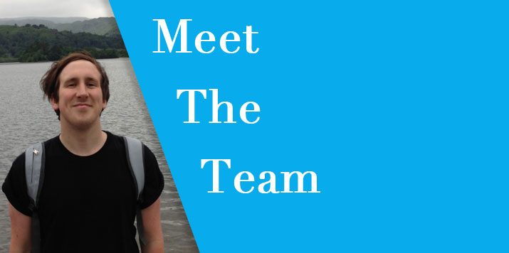 Meet the Team – Ali