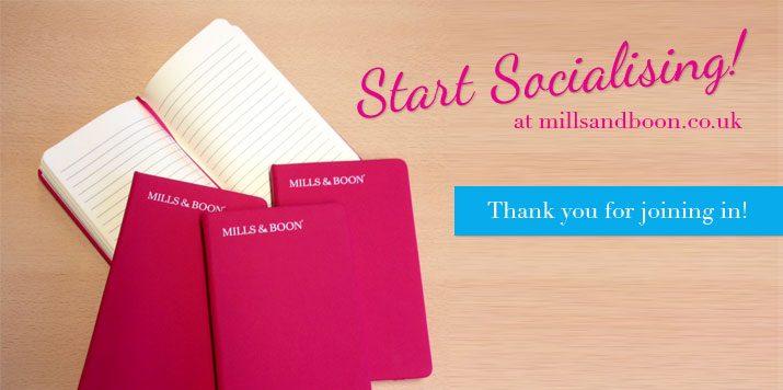 Start Socialising – Thank you!