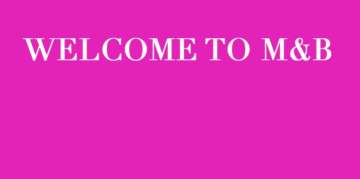Welcome New Mills & Boon Author: Katrina Cudmore