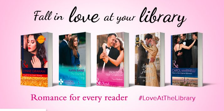 Fiona Lowe talks #LoveAtTheLibrary