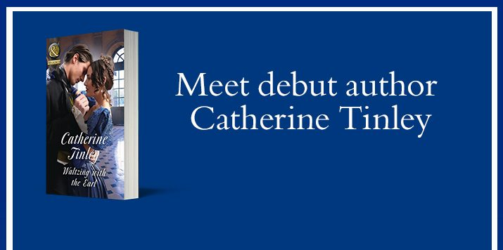 Meet Debut Author Catherine Tinley