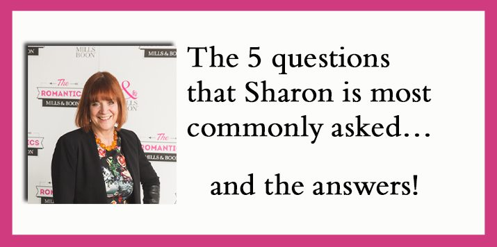 Sharon Kendrick answers the questions we all want to know