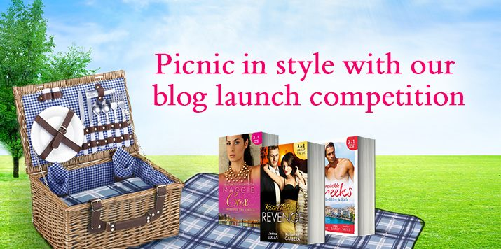 Win a picnic hamper and books worth over £100