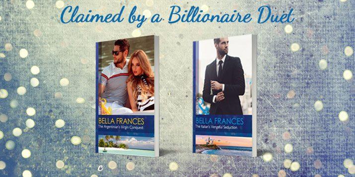Bella Frances' new romance book duet
