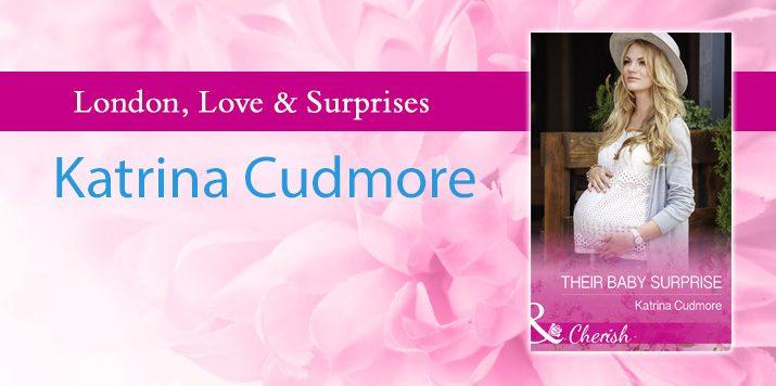 Katrina Cudmore: inspiration behind new romance