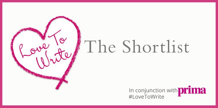Love To Write Shortlist: Meet Suzanne Jones