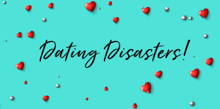Mills & Boon authors share their dating disasters