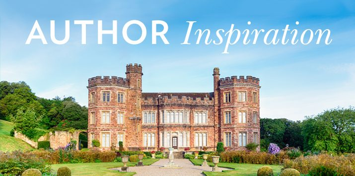 The top locations that inspired our historical romance authors!