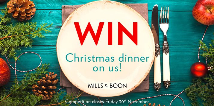 Win Christmas dinner on us!