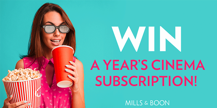 Win a year's cinema subscription!