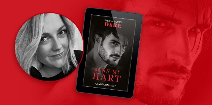 Exclusive Extract: Burn My Hart
