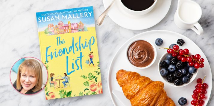 Susan Mallery: The Friendship List