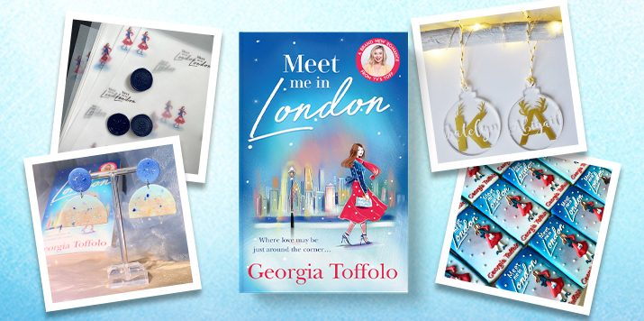 Creating the #PerfectHandmadeChristmas with Meet Me in London!