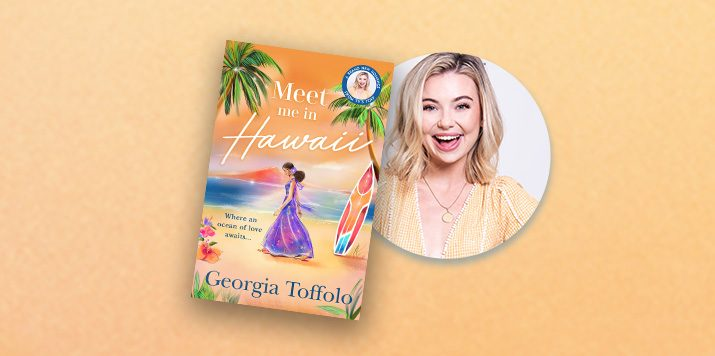 Georgia Toffolo on her new book Meet Me In Hawaii