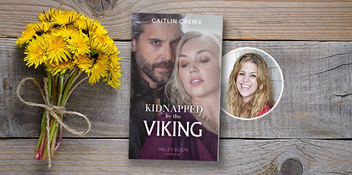 Caitlin Crews on Her Very First Viking Romance!