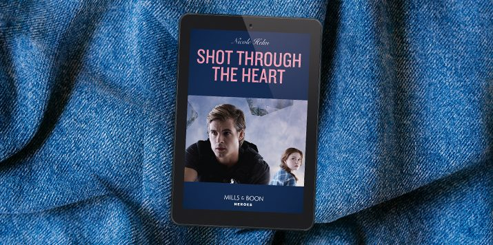 #ArmedForcesDay: Exclusive extract from Shot Through the Heart by Nicole Helm