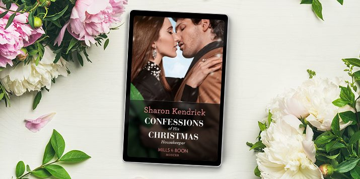 Sharon Kendrick: Confessions of His Christmas Housekeeper