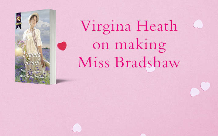 Making Miss Bradshaw