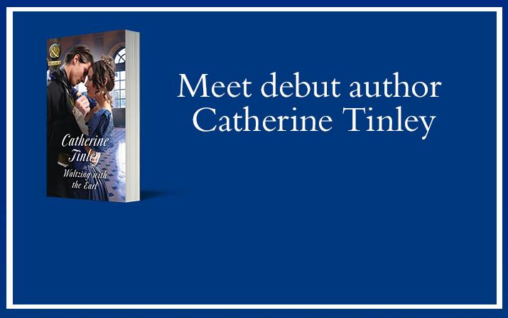 Meet Debut Author Catherine Tinley
