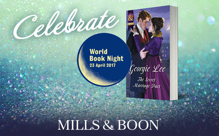 Celebrations for World Book Night and The Secret Marriage Pact