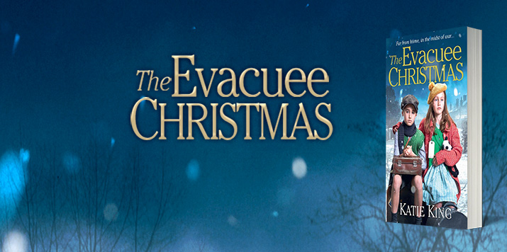 The Evacuee Christmas: the story behind the cover art
