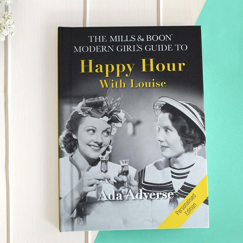 The Mills & Boon Modern Girl's Guide to Happy Hour