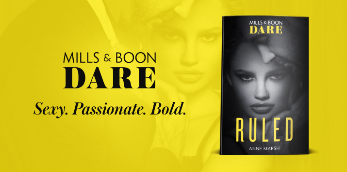 Meet Mills & Boon DARE author Anne Marsh!
