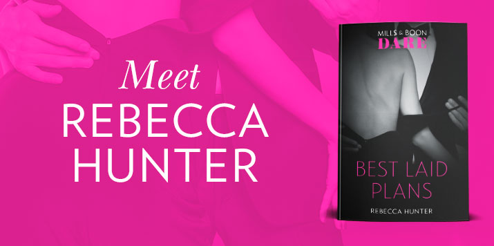 Meet Dare author Rebecca Hunter!