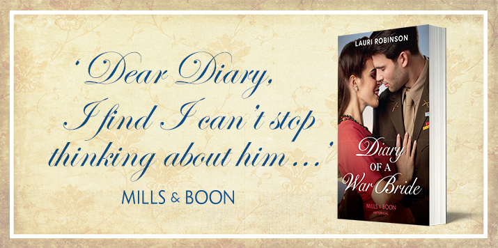 Behind the Pages of Diary of a War Bride