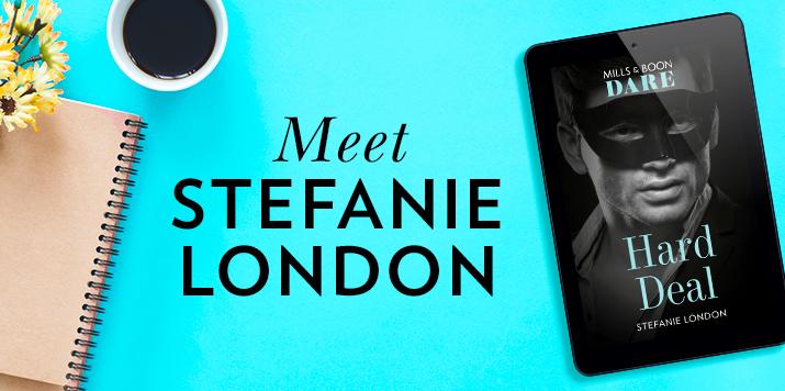 Meet DARE author Stefanie London