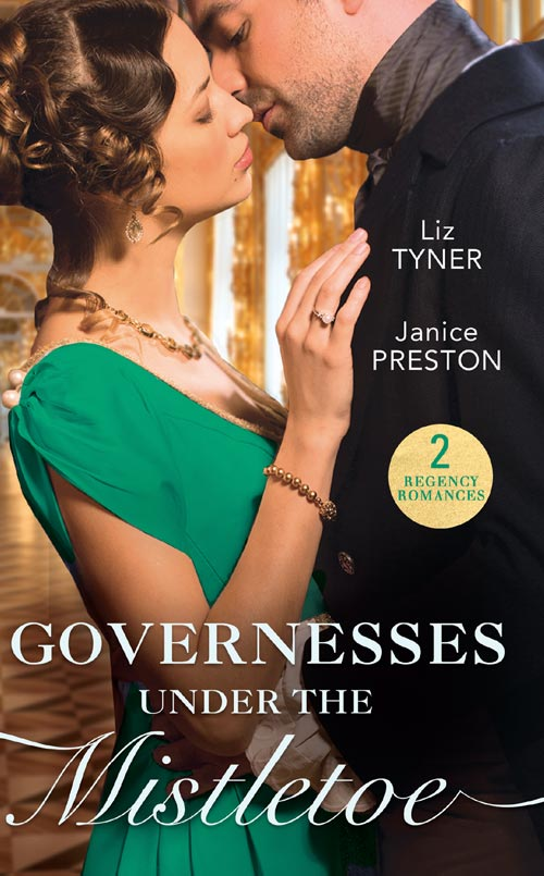 Governesses Under The Mistletoe