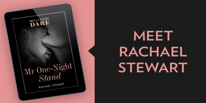 Q&A with debut DARE author Rachael Stewart!