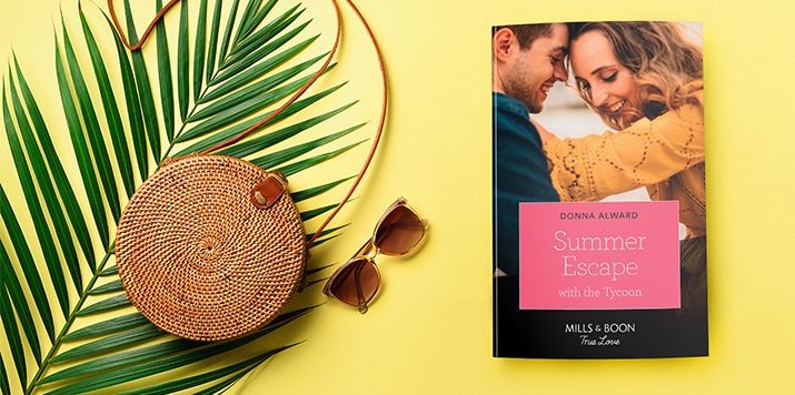 Summer Escape with the Tycoon: An Exclusive Extract!