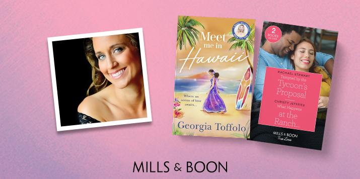 Rachael Stewart on her Dare, True Love & Meet Me In Hawaii Writing Journey