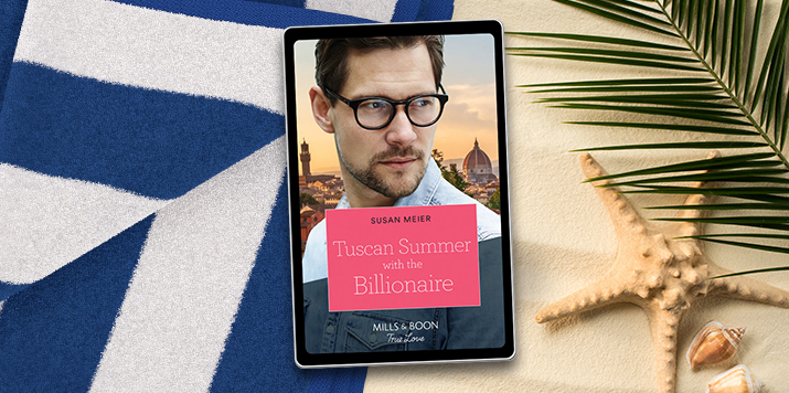 Exclusive Extract: Tuscan Summer with the Billionaire