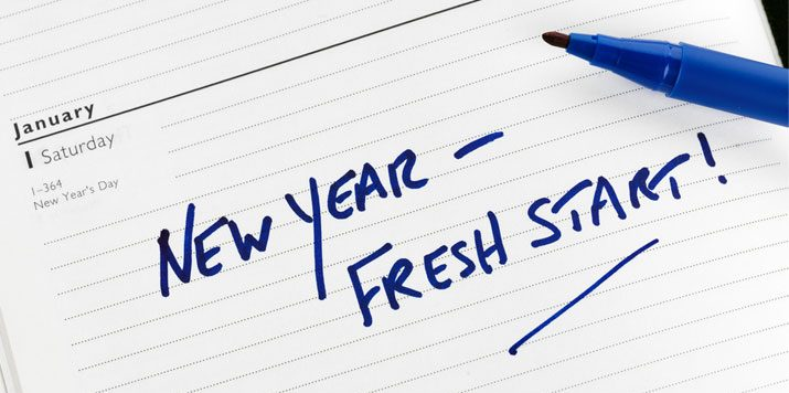 New Year's Resolutions – What are yours?