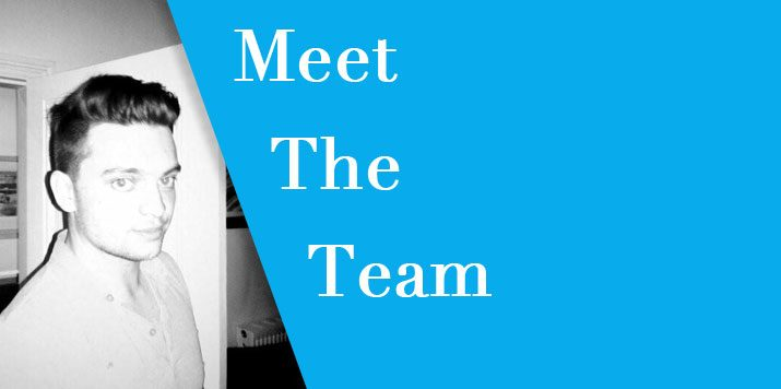 Meet the Team – Chris