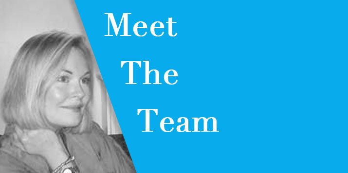 Meet the Team – Vicky