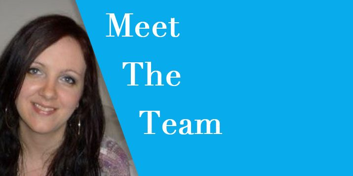 Meet the Team – Sarah