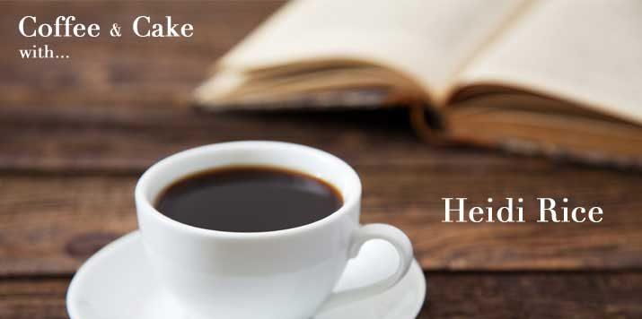 Coffee & Cake with…Heidi Rice
