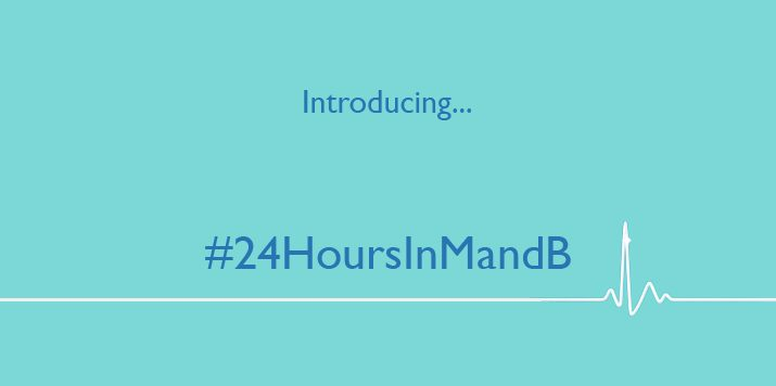 Introducing…#24HoursInMandB