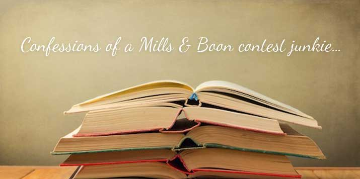 Confessions of a Mills & Boon contest junkie… – Amalie Berlin