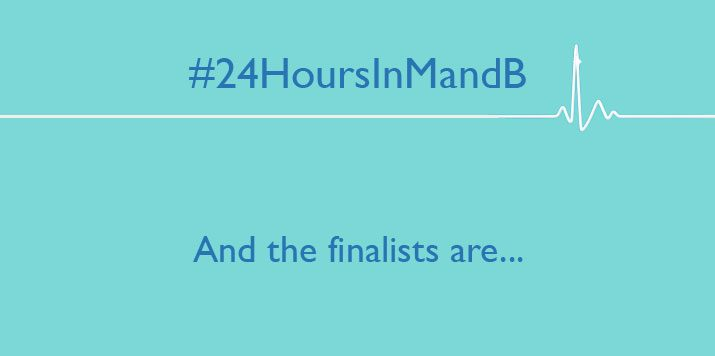 #24HoursInMandB – And the finalists are…