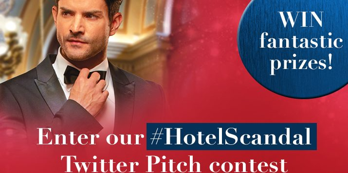 #HotelScandal Twitter Pitch Contest