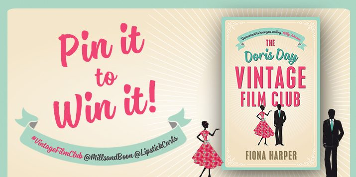 Pin it to Win it with Lipstick & Curls