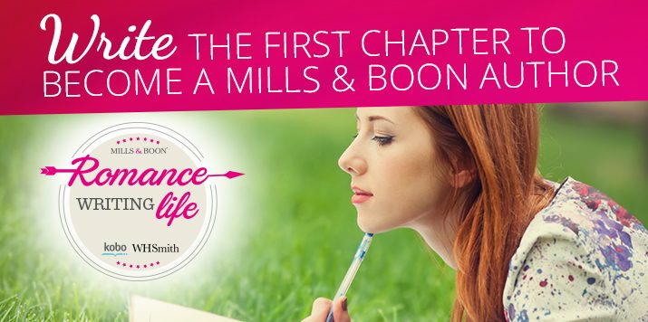 Win a Mills & Boon Publishing Contract