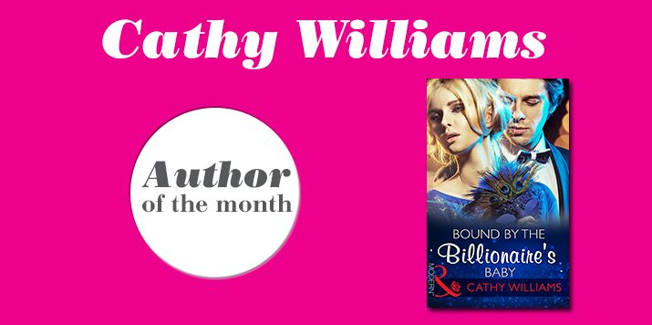 Author of the Month: Cathy Williams