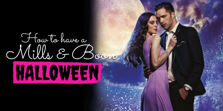 How to have a Mills & Boon Halloween